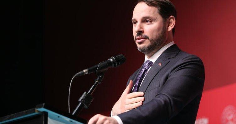 Hazine ve Maliye Bakanı Berat Albayrak'tan 'Mesut Yılmaz' paylaşımı