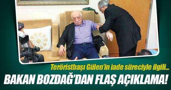 ABD, Fethullah Gülen'i iade etmeyecek mi?