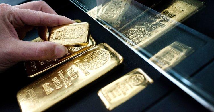 ABD Hazine Bakanı Janet Yellen'in faiz açıklamasıyla altın fiyatları geriledi