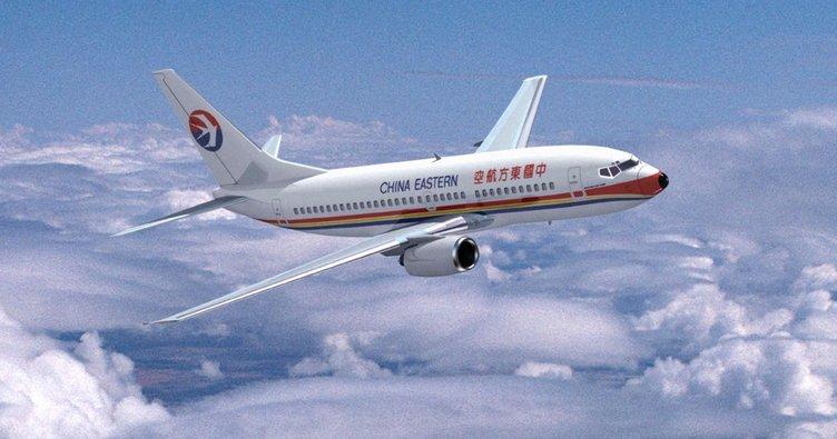 Türbülansa giren Çin uçağında 26 yaralı