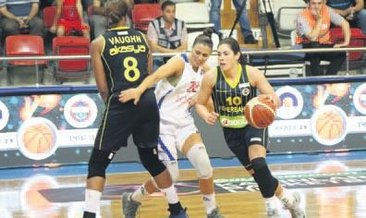 Fenerbahçe Kia Vaughn ile kazandı
