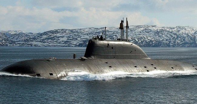 Rusya Akdeniz'e biri nükleer üç denizaltı gönderdi