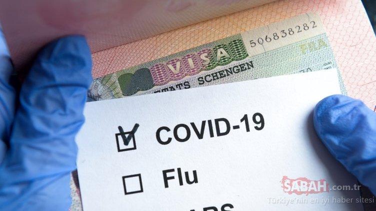 Uygulama başladı! Sağlık pasaportu geliyor