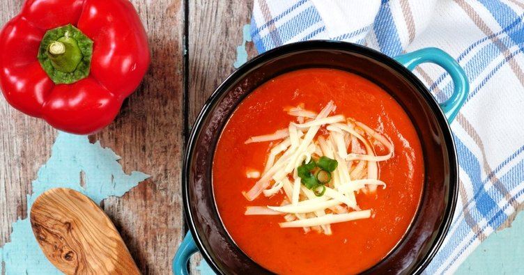Domates çorbası tarifi… Domates çorbası nasıl yapılır?