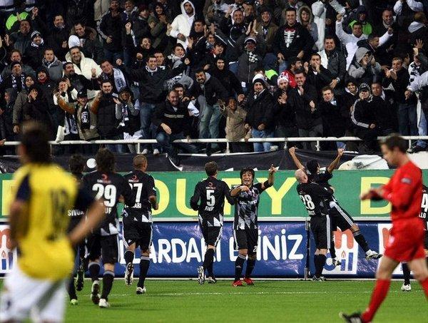 Beşiktaş - Ankaragücü