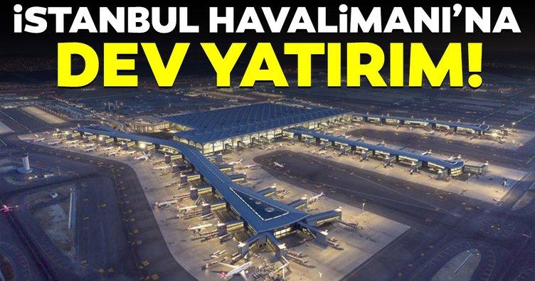 DHL Express'ten İstanbul Havalimanı'na 135 milyon avroluk yatırım!