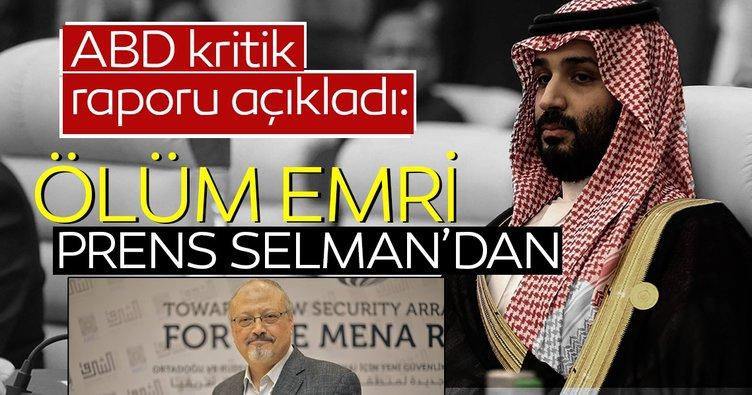 Son dakika haberi: ABD, Suudi gazeteci Cemal Kaşıkçı raporunu açıkladı! Ölüm emri Prens Selman'dan
