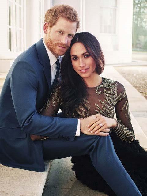Prens Harry ve Meghan Markle'ın balayı adresi belli oldu! İşte o yer!