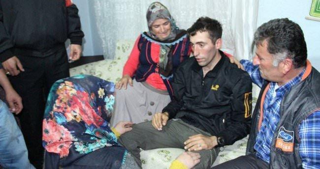 Dağlıca'da yaralanan Çavuş baba ocağında!
