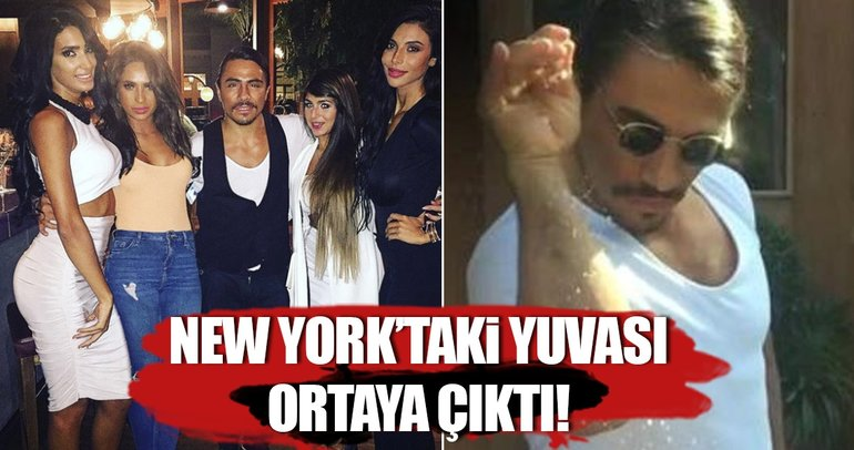 Nusret'in New York'taki yuvası!