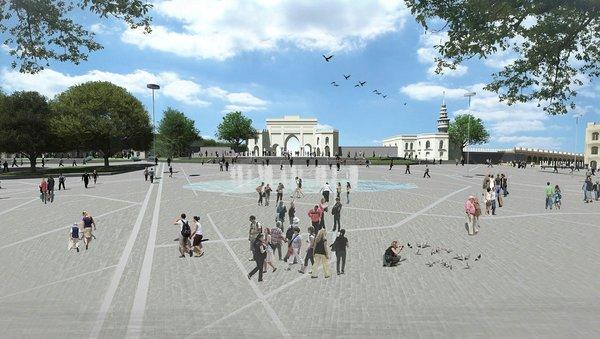 Beyazıt Meydanı'ndaki çalışmaların detayları belli oldu