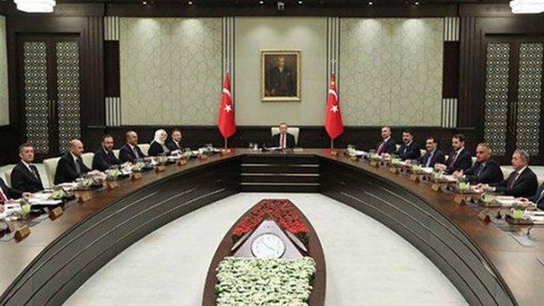 Cumhurbaşkanlığı kabine toplantısı başladı!
