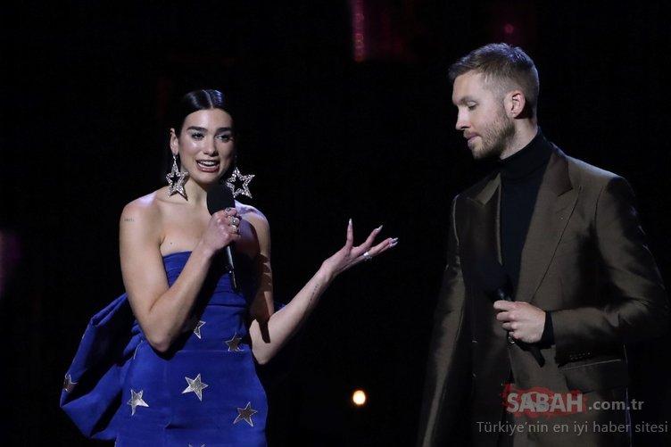 Bir anda yıldızı parladı! Ünlü şarkıcı Dua Lipa değişimiyle şaşırttı!