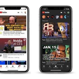 Youtube'un gece modu mobil platformlara geliyor