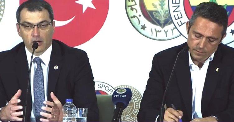 Fenerbahçe'de Comolli imzayı attı!