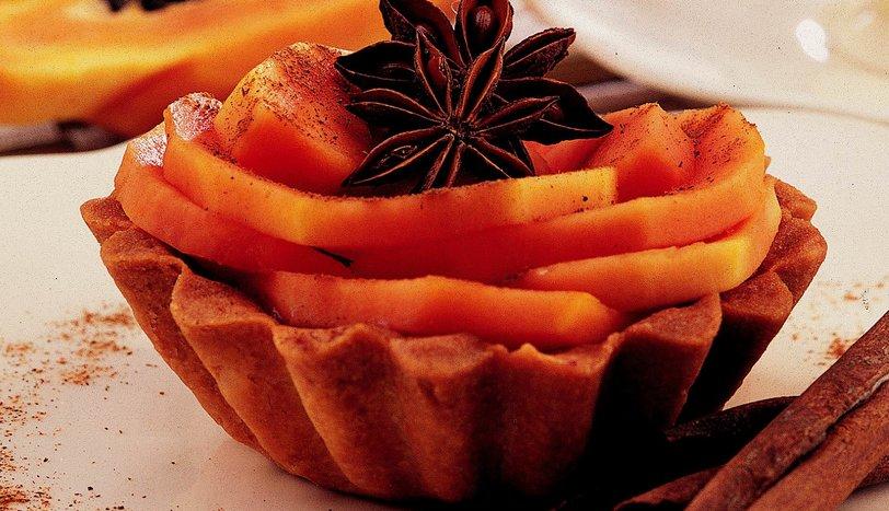 Papaya Tartölet