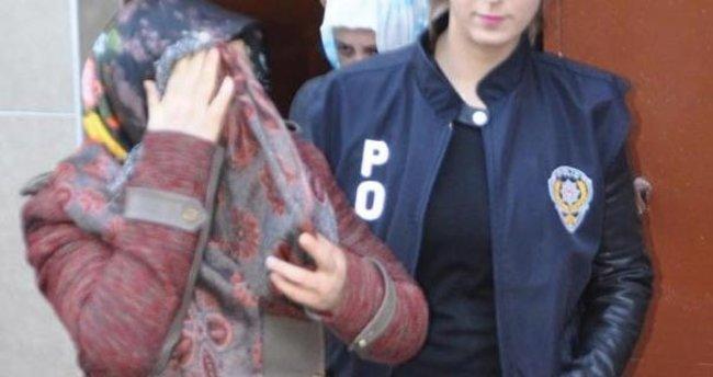 Kayseri'deki FETÖ soruşturmasında 8 'abla' tutuklandı