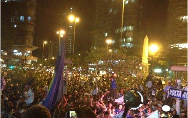 Brezilya'da Alex çılgınlığı