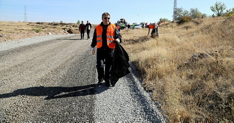 Talas belediyesi temizlik yapacak