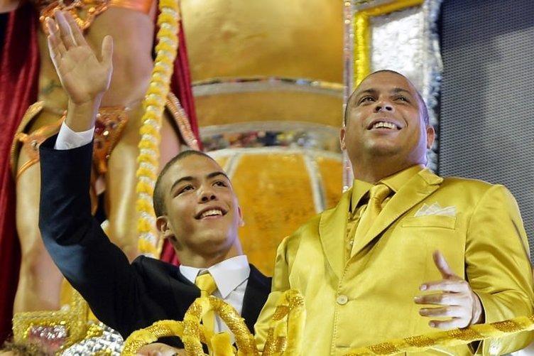 Karnavalda 'Ronaldo' coşkusu