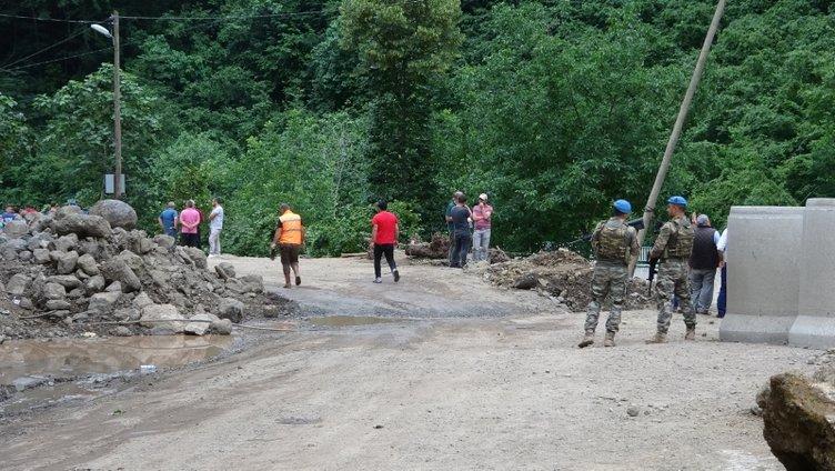 Son dakika: Trabzon Araklı'da sel felaketinde ölü sayısı 8'e yükseldi