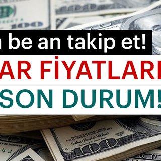 Son Dakika Haberi: Şu an dolar ve Euro ne kadar kaç TL? 20 Ağustos Pazartesi döviz kuru dolar ve euro alış satış fiyatları!