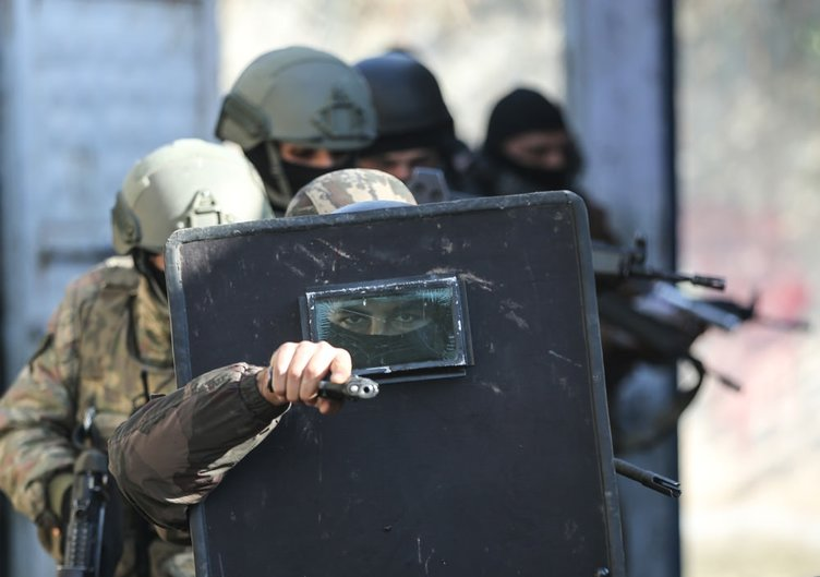 Şırnak'ta mahsur kalanlar tahliye edildi!