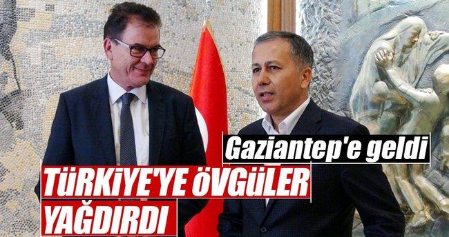 Türkiye'nin yanındayız