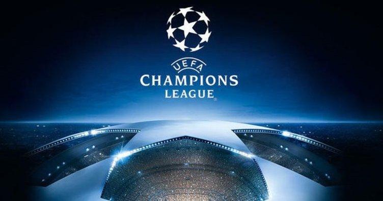 UEFA Şampiyonlar Ligi'nde play-off turuna kalan takımlar belli oldu