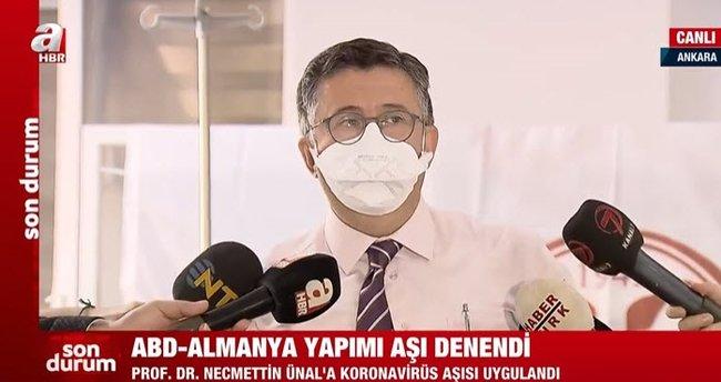 Ankara Üniversitesi'nde ABD-Almanya yapımı Covid-19 aşısı deneniyor!