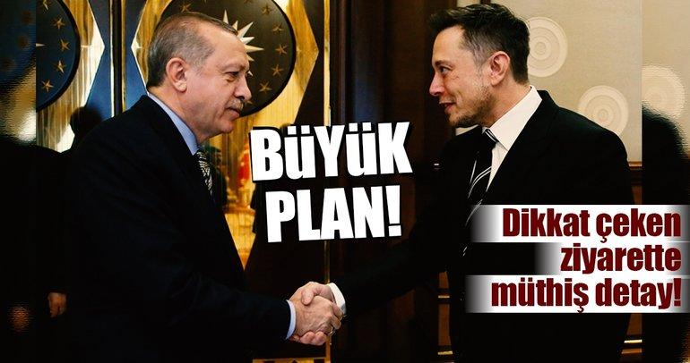Elon Musk'ın İstanbul ziyaretinde dikkat çeken detay!