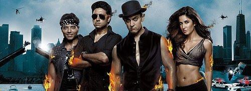 Dhoom 3 filminden kareler