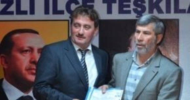 AK Parti Ferizli Belediye Başkan Adayı İsmail Gündoğdu oldu! İsmail Gündoğdu kimdir?