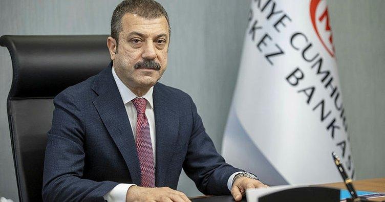SON DAKİKA! Merkez Bankası Başkanı Şahap Kavcıoğlu'ndan 128 milyar dolar açıklaması