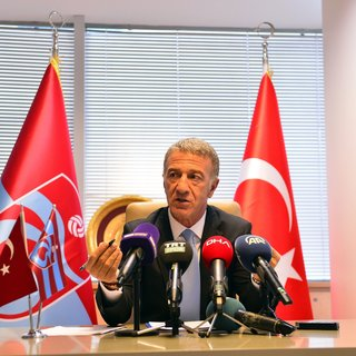 Trabzonspor'da UEFA zirvesi
