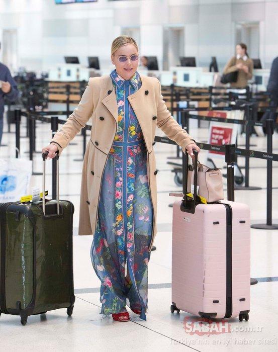 Victoria's Secret modeli Karlie Kloss seyahat stilini paylaştı! İşte Karlie Kloss ve diğer ünlülerin seyahat stilleri