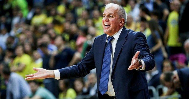 Zeljko Obradovic: Bu periyotta hücumda çok iyi oynadık