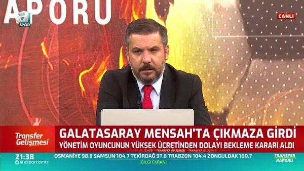 Galatasaray'da Mensah belirsizliği
