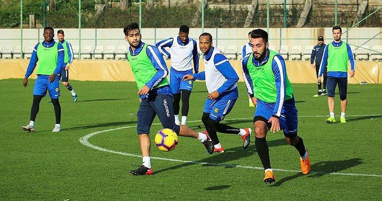 Yeni Malatyaspor'un transferleri çabuk uyum sağladı