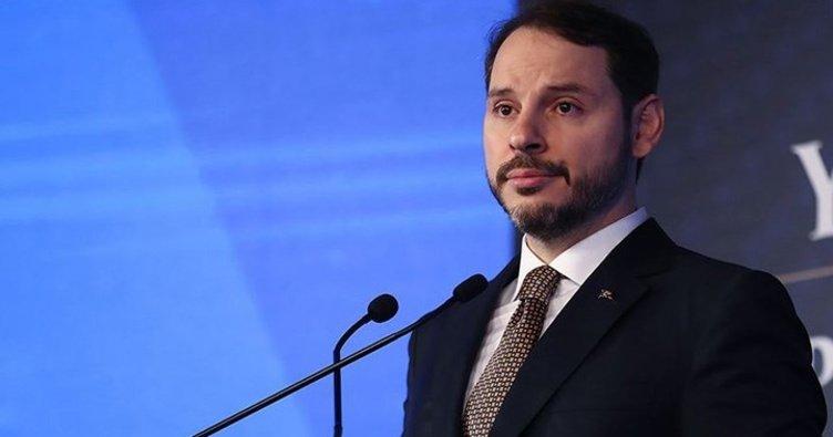 Hazine ve Maliye Bakanı Berat Albayrak'tan 'G20 Liderler Olağanüstü Zirvesi' mesajı