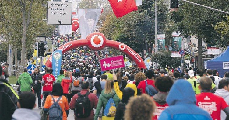Dünden bugüne maratonun kilometre taşları