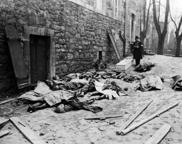 Batı'nın soykırım tarihi