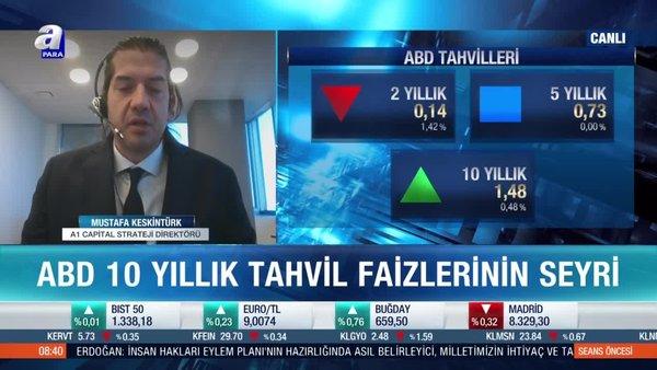 Mustafa Keskintürk: Piyasalar ABD 10 yıllıklarının yarattığı korkuyu fiyatlıyor