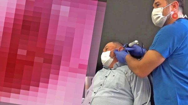 Son dakika haberi: Manisa'da doktorların gözlerine inanamadığı inanılmaz olay! Kulağında canlı olarak... | Video