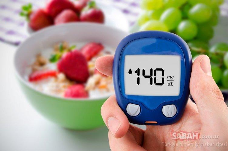 Diyabete ve yüksek tansiyona zemin hazırlıyor! İşte insülin direncini kıran mucize besinler