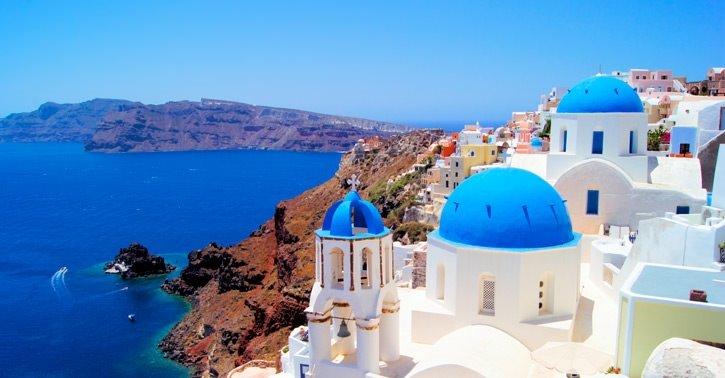 Santorini / Yunanistan