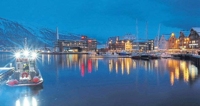 Macera sevenlerin şehri Tromso