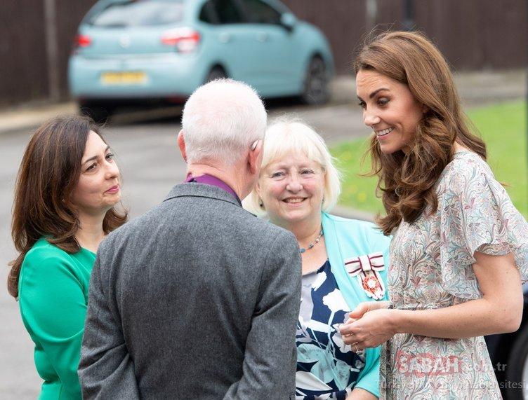 Kraliyet gelini Kate Middleton hakkındaki bu iddia şoke etti! Kate Middleton dördüncü çocuğa mı hamile?