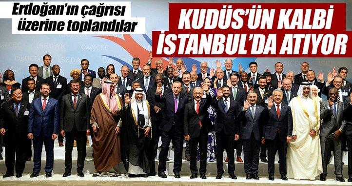 Kudüs'ün kalbi İstanbul'da atıyor
