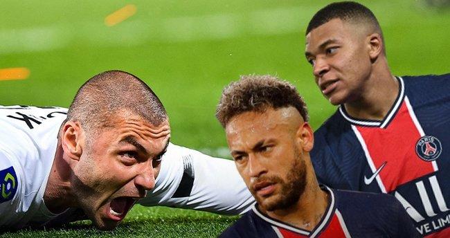 Son dakika: PSG'nin puan kaybı sonrası Lille şampiyonluğa çok yakın! Burak Yılmaz Fransa'yı dize getirdi...